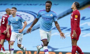 Hasil Pertandingan Manchester City vs Liverpool: Skor 4-0