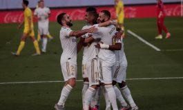 Hasil Pertandingan Real Madrid vs Villarreal: Skor 2-1