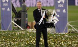 Zinedine Zidane: Silahkan Beristirahat Sejenak, Real Madrid