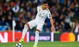 Casemiro Yakin Real Madrid Comeback di Markas Manchester City