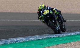 Valentino Rossi Ingin Ulang Cerita Manis di Sirkuit Brno
