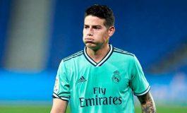 Mayoritas Suporter Real Madrid Ingin James Rodriguez Pergi