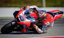 Diguyur Hujan, Jack Miller Tercepat di FP2 MotoGP Austria