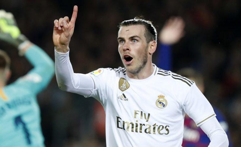 Ketahuan! Gareth Bale Asyik Bermain Golf saat Real Madrid Bertemu Man City