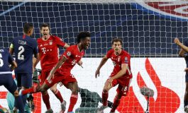 Man of the Match PSG vs Bayern Munchen: Kingsley Coman
