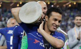 Salam Perpisahan Pedro Rodriguez untuk Chelsea