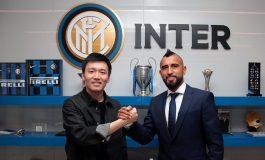 Arturo Vidal Dikontrak 2 Tahun oleh Inter Milan