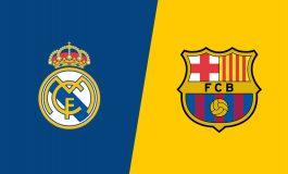 Duel Real Madrid vs Barcelona Langsung Tersaji di Pekan Pertama
