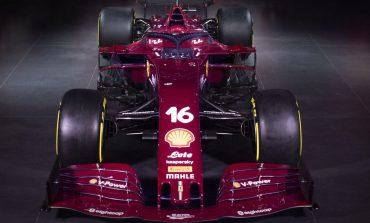Ini Penampakan Livery Klasik Ferrari di GP Tuscan 2020