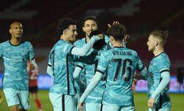 Liverpool Pesta Gol ke Gawang Lincoln City, Jurgen Klopp: Memang Sudah Seharusnya