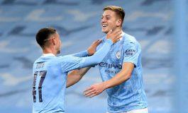 Manchester City Kalahkan Bournemouth, Pep Guardiola Puji Pemain Debutan