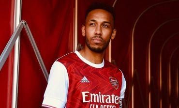 Perpanjang Kontrak, Aubameyang: Saya Mau Jadi Legendaris Arsenal