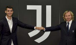 Resmi, Alvaro Morata Kembali ke Juventus dengan Status Pinjaman