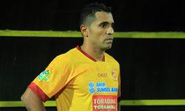 Resmi Gabung Sriwijaya, Beto Goncalves Ingin Promosi ke Liga 1