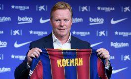 Ronald Koeman Terancam Tak Bisa Dampingi Barcelona di Laga Resmi
