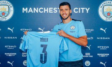 Ruben Dias Resmi ke Man City, Otamendi Pindah ke Benfica