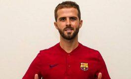 Tiba di Barcelona, Miralem Pjanic Belum Boleh Latihan Bersama Tim