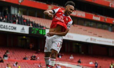Putuskan Bertahan di Arsenal, Aubameyang: Saya Ingin Jadi Legenda