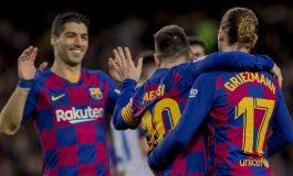 Bartomeu: Barcelona akan Selalu Menjadi Rumah Buat Anda, Suarez
