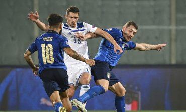 Hasil Pertandingan Italia vs Bosnia Herzegovina: Skor 1-1
