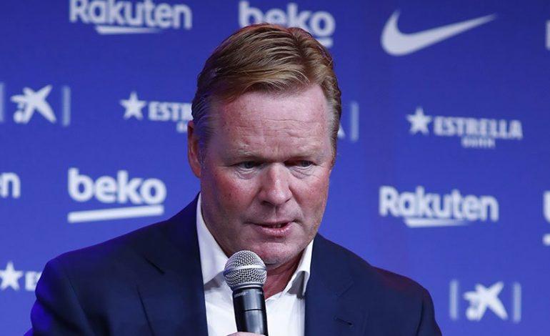 Koeman Sebut Gaya Main Barcelona Akan Berbeda Musim Ini, Jadi Lebih Defensif?