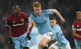 Prediksi West Ham vs Manchester City: The Citizens Butuh De Bruyne