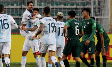 Hasil Pertandingan Bolivia vs Argentina: Skor 1-2
