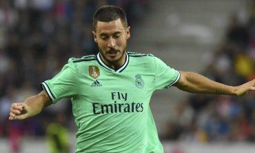 Eden Hazard Segera Come Back? Zidane: Tunggu Besok Ya
