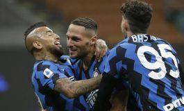 Dengan Vidal dan Hakimi, Inter Diyakini Sudah Semakin Dekat ke Juventus