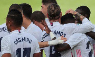 Hasil Pertandingan Levante vs Real Madrid: Skor 0-2