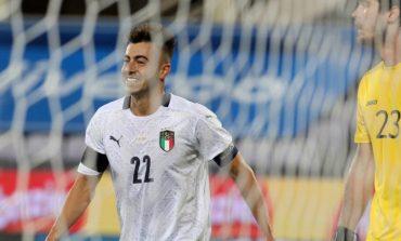 Hasil Pertandingan Italia vs Moldova: Skor 6-0