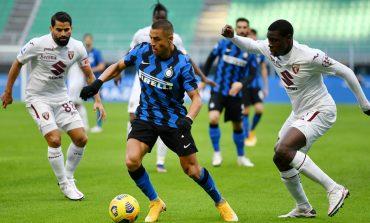 Bangkit dari Ketinggalan Dua Gol, Inter Taklukkan Torino 4-2