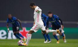 Inter Milan vs Real Madrid: Los Blancos Menang 2-0