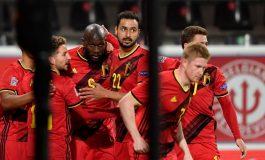 Kalahkan Denmark 4-2, Belgia ke Semifinal UEFA Nations League