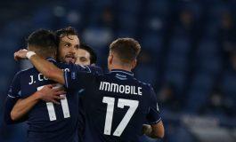 Lazio vs Zenit: Immobile Cetak Dua Gol, Biancocelesti Menang 3-1