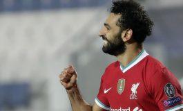 Mohamed Salah Positif Terjangkit Covid-19