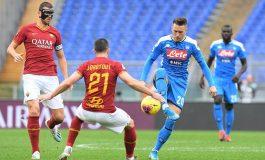 Napoli vs AS Roma: Partenopei Jinakkan Serigala Ibu Kota 4-0