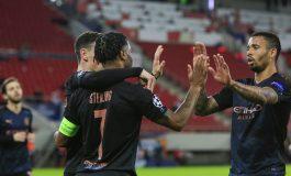 Olympiakos vs Man City: Menang 1-0, The Citizens Amankan Tiket 16 Besar