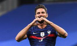 Prancis vs Swedia: Brace Giroud Bawa Les Bleus Menang 4-2