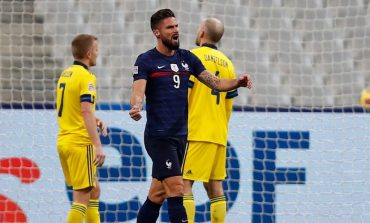 Hasil Pertandingan Prancis vs Swedia: Skor 4-2