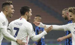Hasil Pertandingan Inter Milan vs Real Madrid: Skor 0-2