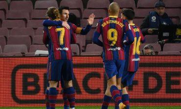 Barcelona vs Levante: Messi Bikin Gol, Los Cules Menang 1-0