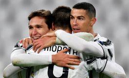 Juventus vs Dynamo Kiev: Ronaldo Cetak Gol, Bianconeri Menang 3-0