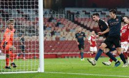 Hasil Pertandingan Arsenal vs Manchester City: Skor 1-4