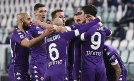 Hasil Pertandingan Juventus vs Fiorentina: Skor 0-3