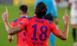 Olivier Giroud Baru Bungkus Empat Gol, tapi Lampard Tak Bisa Jamin Main Reguler