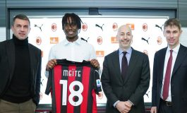 AC Milan Datangkan Soualiho Meite