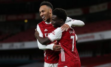 Arsenal vs Newcastle: Aubameyang Brace, The Gunners Menang 3-0