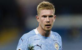 Kevin De Bruyne Raja Assist Manchester City