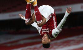 Arsenal Menang Lagi, Suara Fans: Aubameyang Kembali, Cedric Lebih Oke dari Bellerin